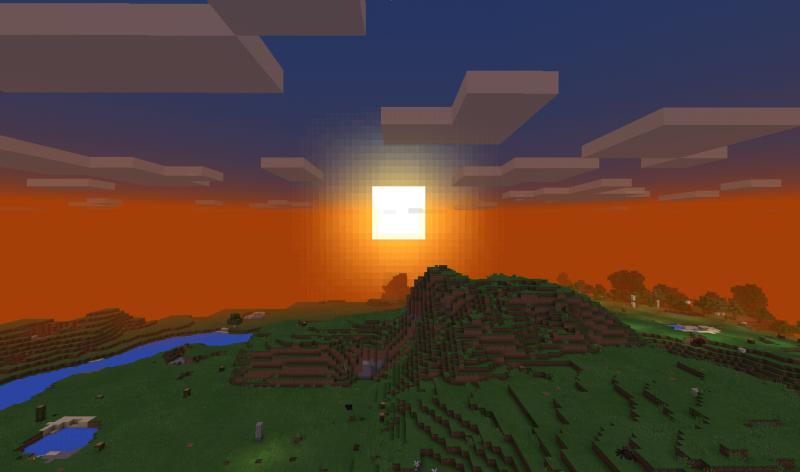 Minecraft Dünyayı Hep Gündüz Yapma